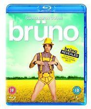 BRUNO (Sacha Baron Cohen) BLU-RAY
