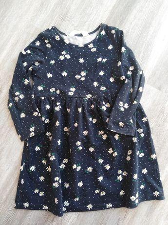 Sukienka h&m 98-104