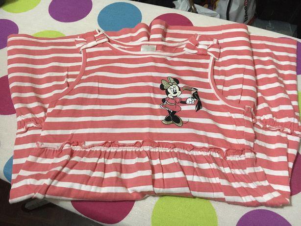 Vestido da Disney 6 -7 anos