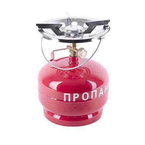 Баллон качественный комплект газовый кемпинговый 5 л примус кемпинг