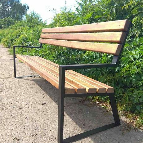 Лавка, паркова вулична садова.Лавочка скамейка.