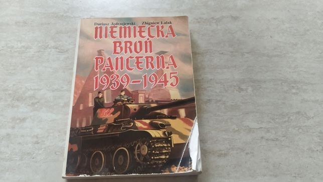 Niemiecka broń pancerna 1939-45