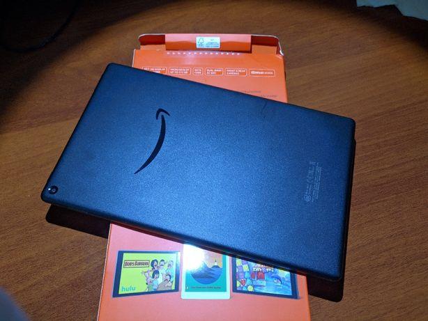 Amazon Fire HD10 (2019, 9th Gen) Black черный планшет