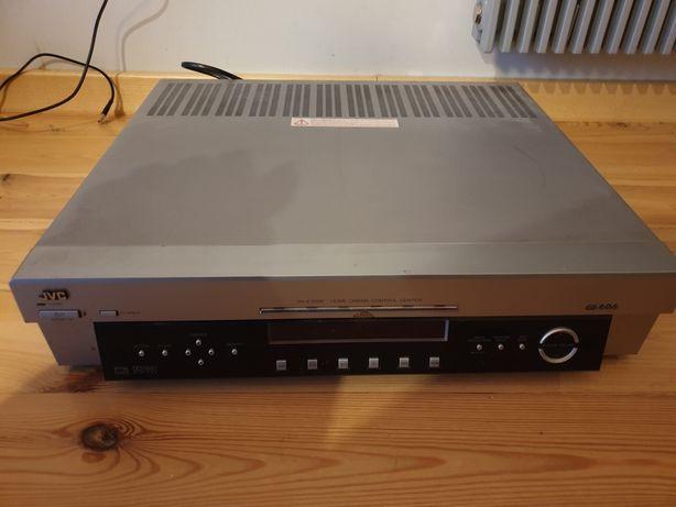 Wzmacniacz amplituner FM JVC RX-E100R  + subwoofer