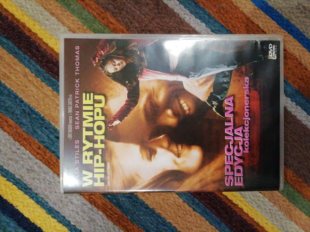 W rytmie hip hopu DVD