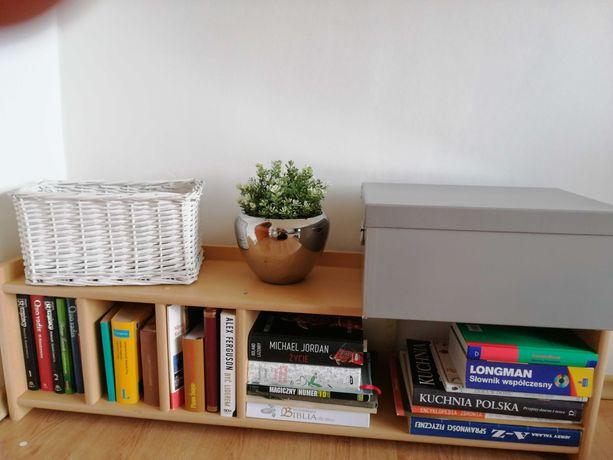 Półka na książki-do powieszenia lub postawienia