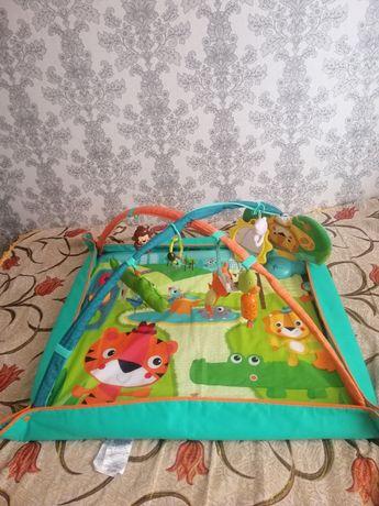 Детский розвивающий коврик