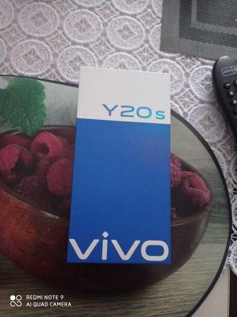 Vivo y20s telefon jak nowy
