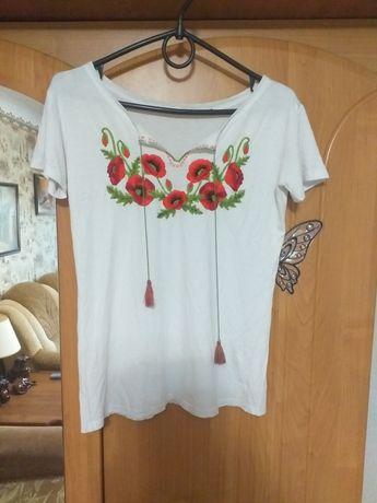 Вышиванка ( футболка ) для девочки подростка!