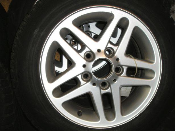 """Felgi aluminiowe oryginalne 6,5J 15"""" ET42 BMW E36 Z3 E46"""