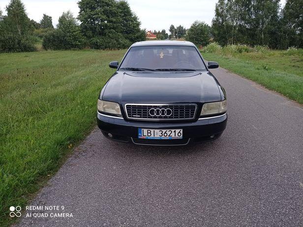 Audi A8 D2 4.2 LPG zamiana