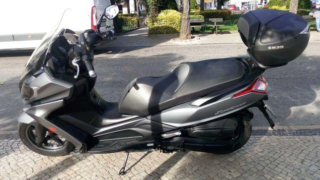 Scooter Kimco Superdink 125, ABS, 2019