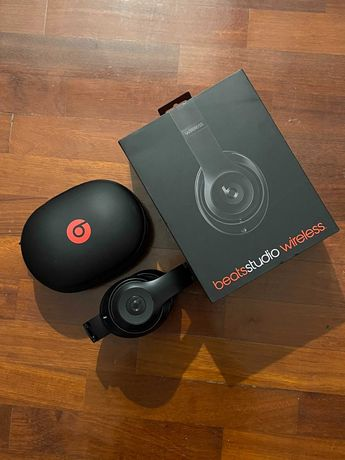 Auscultadores Beats Studio wireless Bluetooth