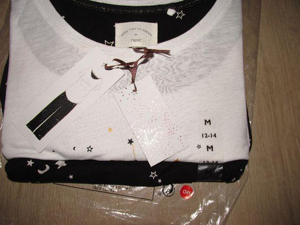 Шикарная женская пижамка Next размер 12-14 Оригинал 100% хлопок