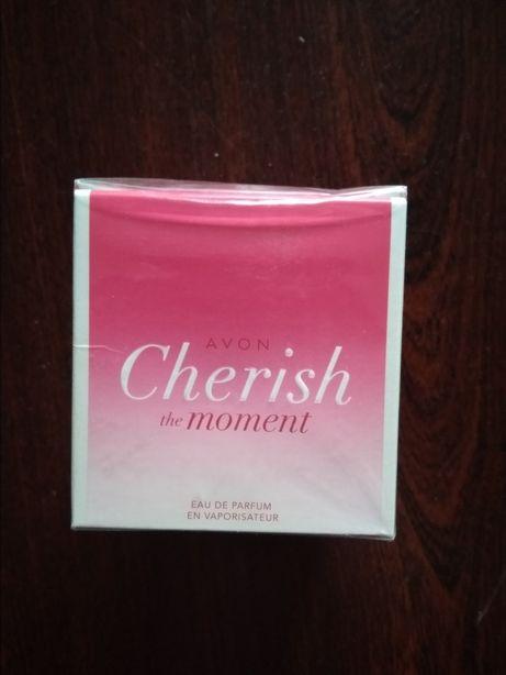 Cherish the moment Avon 50ml nowa, w folii-woda perfumowana damska