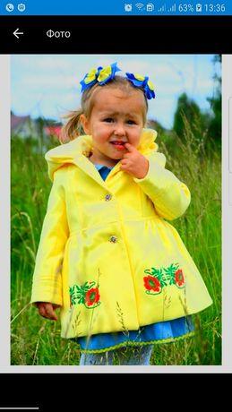 Пальто кашемировое с платьем(набор)