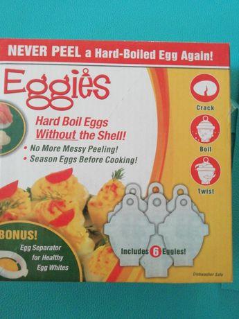 Яйцеварка - формы для варки яиц без скорлупы