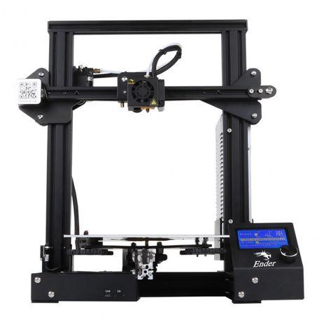 Ender 3 PRO - Impressora 3D Creality - Envio Grátis