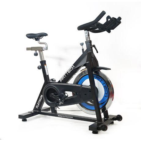 Bicicleta Indoor Cycling - FFittech Platinum