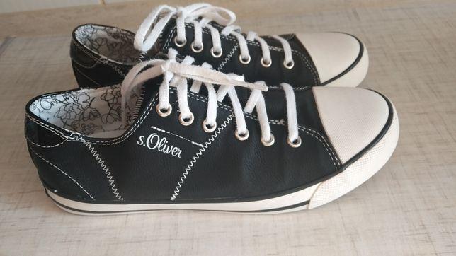Кеды кроссовки s.Oliver 39 размер