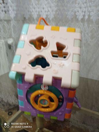 Іграшка Будинок розвивайка