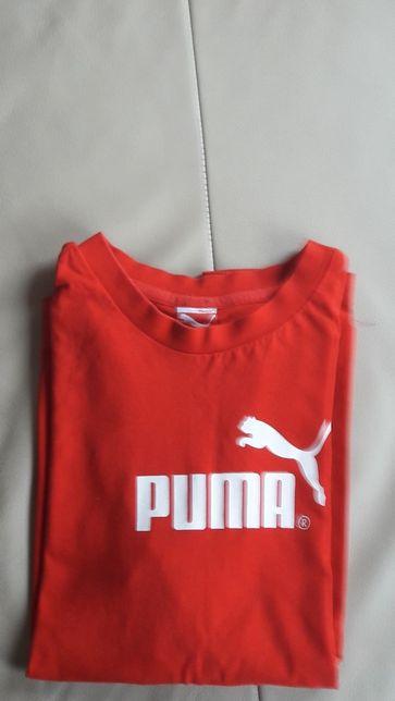 oryginalna bluzka Puma.