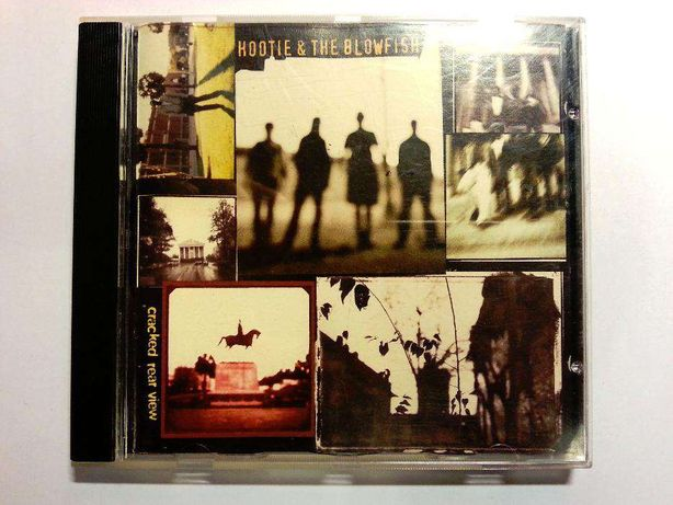 CD Hootie & The Blowfish - Cracked Rear View