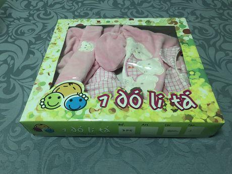Roupinha bebé menina 3 Meses - NOVO