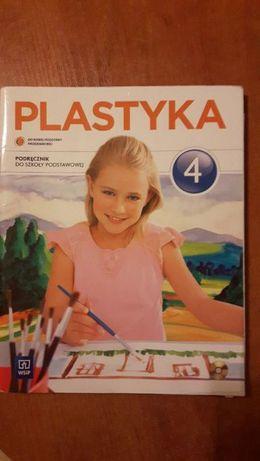 Plastyka , podręcznik do kl. 4 , wyd.WSiP