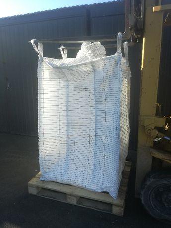 Worki Big Bag Uzywane rozmiar 83/90/176cm Hurt Dwu Lejowe