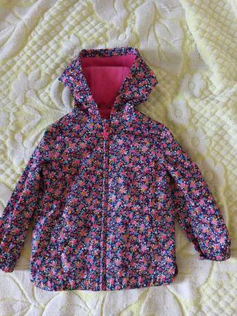 Тонкая, водонепроницаемая куртка/парка Mothercare 3-4 года (104см)