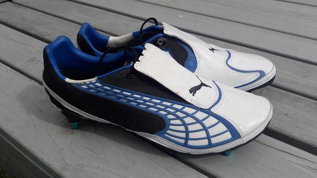 Korki Puma V1.10 SG, buty piłkarskie, profesjonalne, wkręty Nike