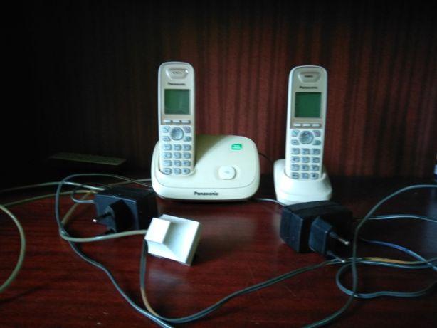 Telefon stacjonarny Panasonic