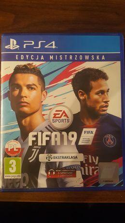 Gra FIFA 19 ps 4