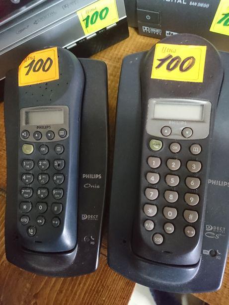 Продам стаціонарні домашні телефони