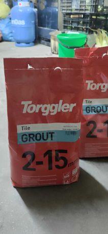 Torggler fuga do płytek cementowa antracyt 104 tile grout 2 - 15 mm