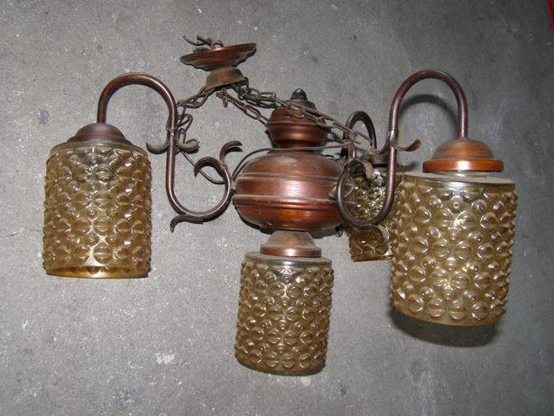 Stara lampa PRL