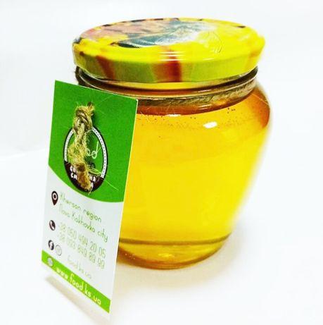 Натуральний мед (акація, коріандр, софора, лісовий, соняшниковий)