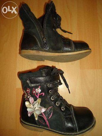 ботинки ХОРОШЕЕ СОСТОЯНИЕ ортопед 27 размер Шалунишка