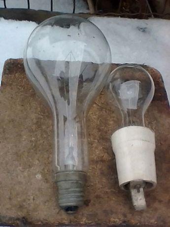 Лампа накаливания 500v