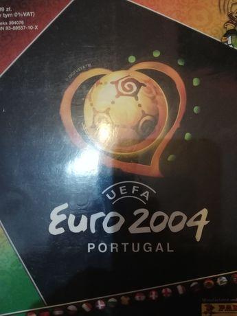 Naklejki Panini UEFA Euro 2004 Portugal