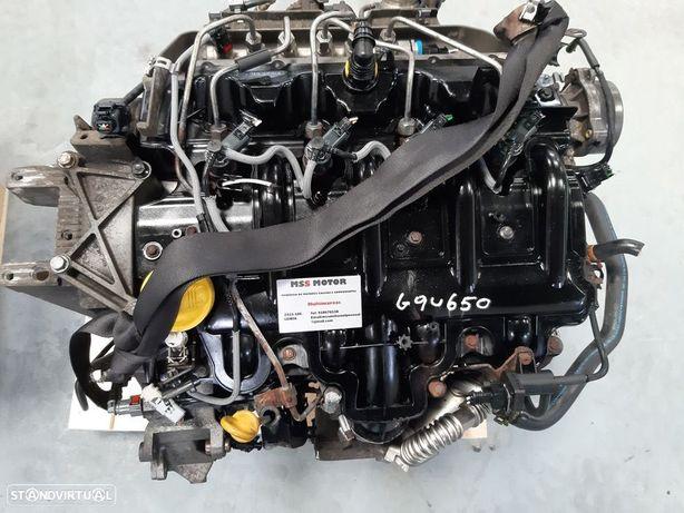 Motor Renault Master II Trafic II 2.5Dci 2500Dci Ref. G9U650