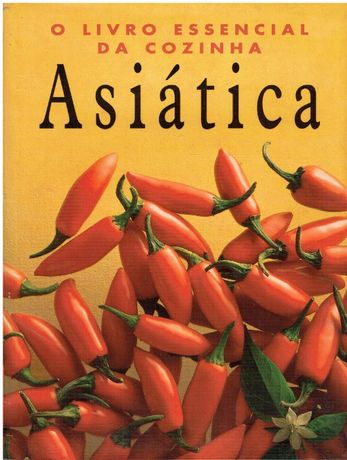 8279 ~ Livros de Cozinha Asiática