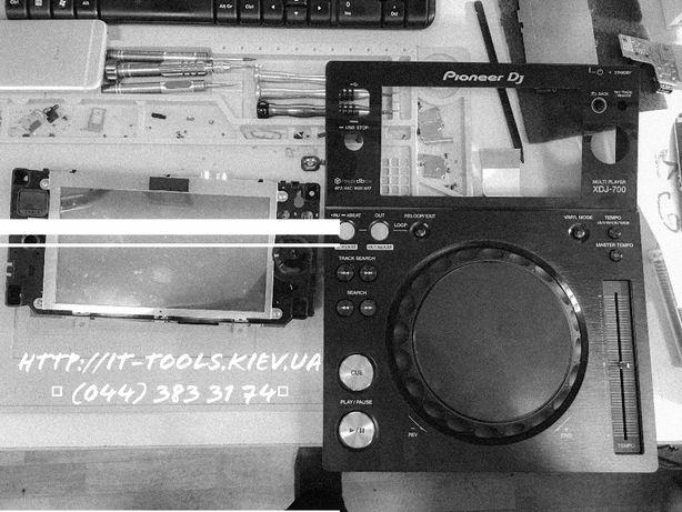 РЕМОНТ Pioneer CDJ-2000NXS2/DJM-900NEXUS/Technics SL/ DJ-оборудования