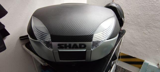 Top Case SHAD SH 48 + encosto + base