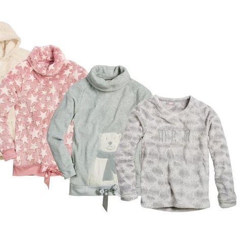Кофта флис женская,флиск,кофта пижамная оптом Esmara ,одежда лотом