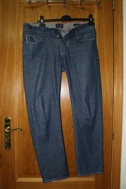 Calças Armani Jeans Slim