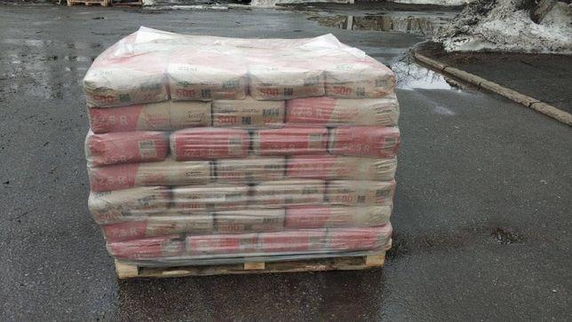 Цемент м500 м400. Отличная строительная продукция.