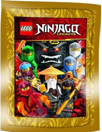 Naklejki Lego Ninjago Legacy - duży wybór - Łódź