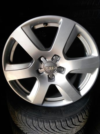"Диски R17 Audi Q5 A6 VW Skoda ""Шиномонтаж"" Шини Диски Докатки"